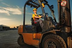 Weibliche Arbeitskraft stockfoto