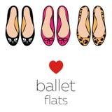 Weibliche Ballettebenen Vektor Abbildung