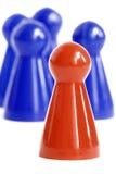 Weibliche Führung Stockbilder