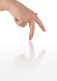 Weibliche Hand Lizenzfreie Stockfotos