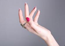 Weibliche Hand Lizenzfreies Stockfoto