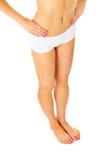 Weibliche Karosserie Lizenzfreies Stockfoto