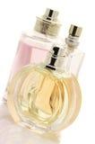 Weibliche Parfüme stockbilder