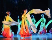 weibliche Rolle - Peking-Opern-Tanz Stockbilder