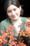 Weibliche Schönheitsausdrücke. Lizenzfreies Stockfoto