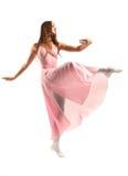 Weiblicher Balletttänzer lizenzfreies stockfoto