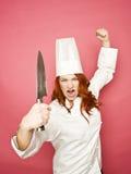 Weiblicher Chef lizenzfreies stockfoto