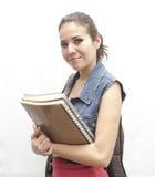 Weiblicher Kursteilnehmer Lizenzfreies Stockfoto