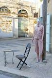 Weiblicher Shop-blindes Mode-Mannequin Lizenzfreie Stockbilder