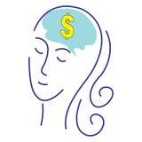 Weibliches Geschäft Lizenzfreies Stockfoto