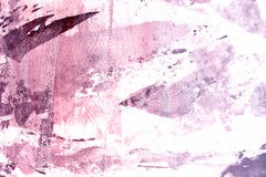 Weibliches grunge Stockbild