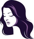 Weibliches Porträt Stockbilder