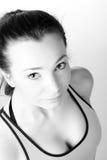 Weibliches Porträt Lizenzfreies Stockbild