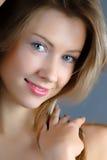 Weibliches Portrait Lizenzfreie Stockfotografie