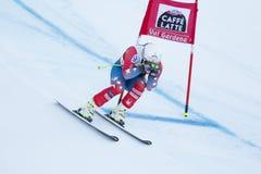 WEIBRECHT Andrew in Audi FIS Alpien Ski World Cup - SU van 3de MENSEN Stock Afbeeldingen