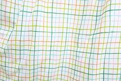 Weich-Farbhintergrund mit farbigem Streifenmuster Lizenzfreies Stockfoto
