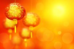 Weiche Art von China-Laterne für Chinesisches Neujahrsfest lizenzfreies stockfoto
