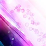 Weiche blaue Zeilen, abstrakte Zeilen Hintergrund Stockfotografie