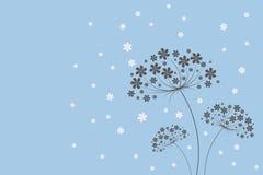 Weiche Blumen vektor abbildung