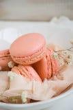 Weiche Farbe-macarons Lizenzfreie Stockbilder