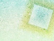 Weiche Farbzusammenfassung des Sitzes wird vom Zement gemacht Stockfotos