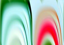 Weiche Geometrie, Formhintergrund und Schatten Lizenzfreie Stockfotos
