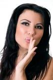 Weiche Küsse lizenzfreie stockfotos