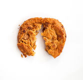 Weiche Plätzchen-Torte Karamell-Apples Stockfotos