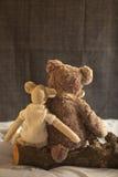 Weiche Spielzeug-Liebe Stockfotos
