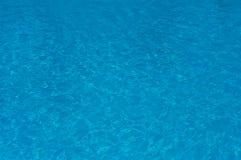 Wasser-Oberfläche Stockfoto