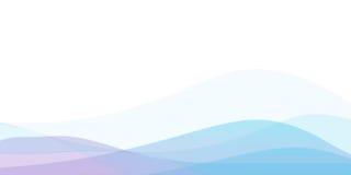 Weicher minimaler Hintergrund Lizenzfreies Stockfoto