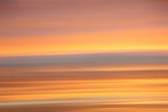 Weicher Sonnenunterganghimmelhintergrund Lizenzfreies Stockbild