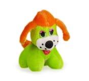 Weicher Spielzeughund Lizenzfreie Stockfotos