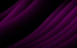 Weicher violetter Konzepthintergrund der Welle Stockfoto