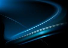 Weicher Wellen-Hintergrund Stockbilder