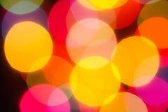 Weiches goldenes Licht Stockfotografie