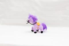 Weiches Ponypferd der Andenkens Stockfotografie