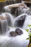 Weichheit des Wasserfalls Lizenzfreies Stockfoto