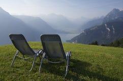 Weid, Швейцария Стоковые Фотографии RF