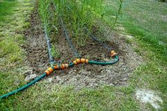 Weidebewässerungssystem Lizenzfreies Stockfoto