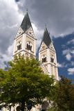 Weiden,德国老镇  免版税库存图片