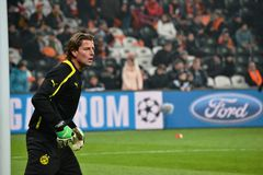 Weidenfeller is ready to play Stock Photos