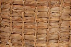 Weidenkorb-Beschaffenheitshintergrund stockfotos