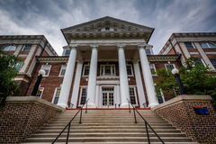 Weidensall Hall, on the campus of Gettysburg College, in Gettysb Royalty Free Stock Photos