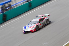Weider Honda Racing at the SuperGT Malaysia Stock Images