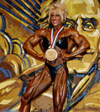 Weider's Ms Olympia Champion Stock Image