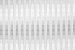 Weiße Metallplattenwandbeschaffenheit und -hintergrund Stockbilder