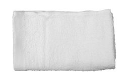 Weißes Tuch Lizenzfreie Stockbilder