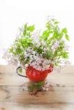 Weigela Roze bloemen Stock Foto