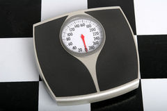 Weigh in Royalty Free Stock Image